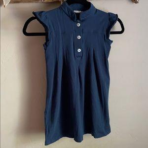 Matilda Jane Navy Blue Tunic Size 6